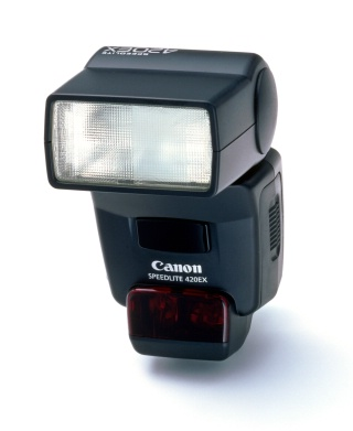 Speedlite 420EX flash